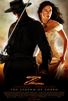 zorro movie cast