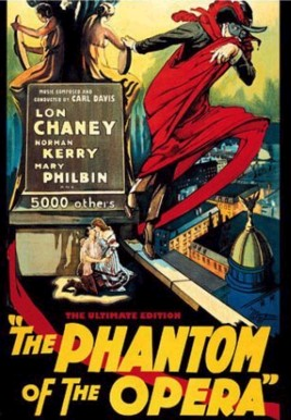 Phantom of the Opera 1925