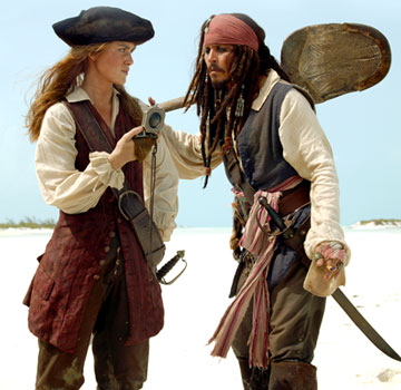keira knightley on pirates of the caribbean. British actress & Pirates of the Caribbean star Keira Knightley says she's