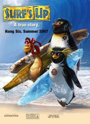 Surfs Up 2007 Review