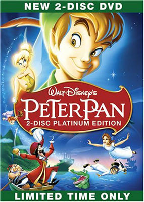 Disney Peter Pan Movie