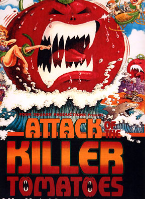 Attack of The Killer Tomatoes to be remade