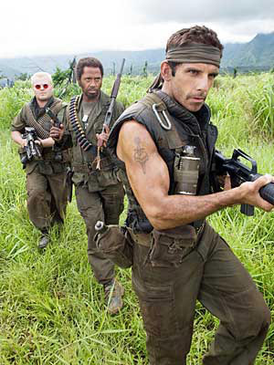 Tropic Thunder trailer now available