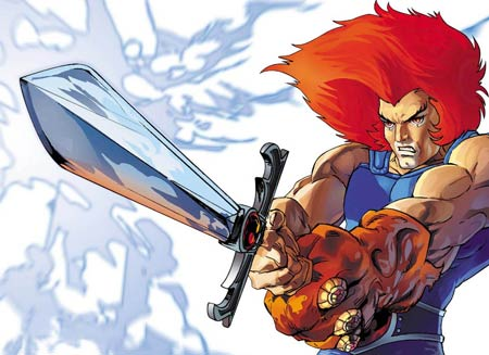 Thundercats  Cartoon on Involved In Bringing The Popular 80 S Cartoon Series Thundercats