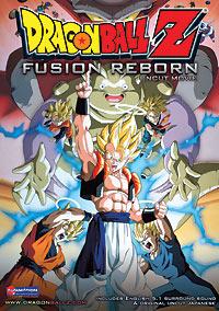 Dragonball Z movie 12: Fusion Reborn