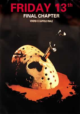 Friday 13th Final Chapter