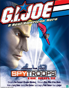 GI Joe Spy Troops