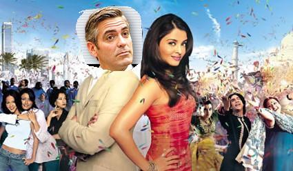 George Clooney Bollywood 12 7 2006.jpg
