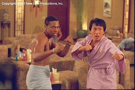 Jackie Chan Injured Rush Hour Set 12 5 2006.jpg