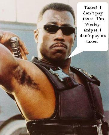 Wesley Snipes Arrested Tax Fraud 12 8 2006.jpg