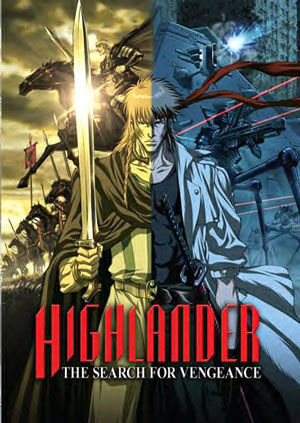 Highlander Search for Vengeance