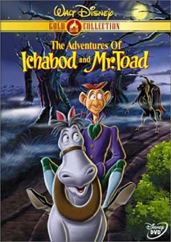 Adventures of Ichabod and Mr. Toad