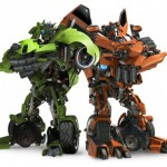 Skids and Mudflap junked for Transformers sequel