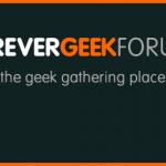 ForeverGeek Forum for the Film Geek